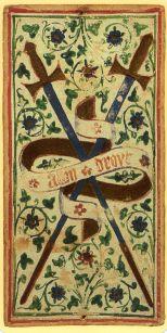 Deuce of Swords